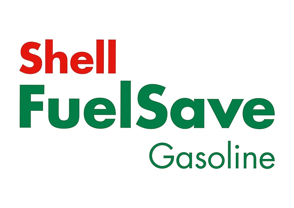 Лого на бензиновото гориво Shell FuelSave